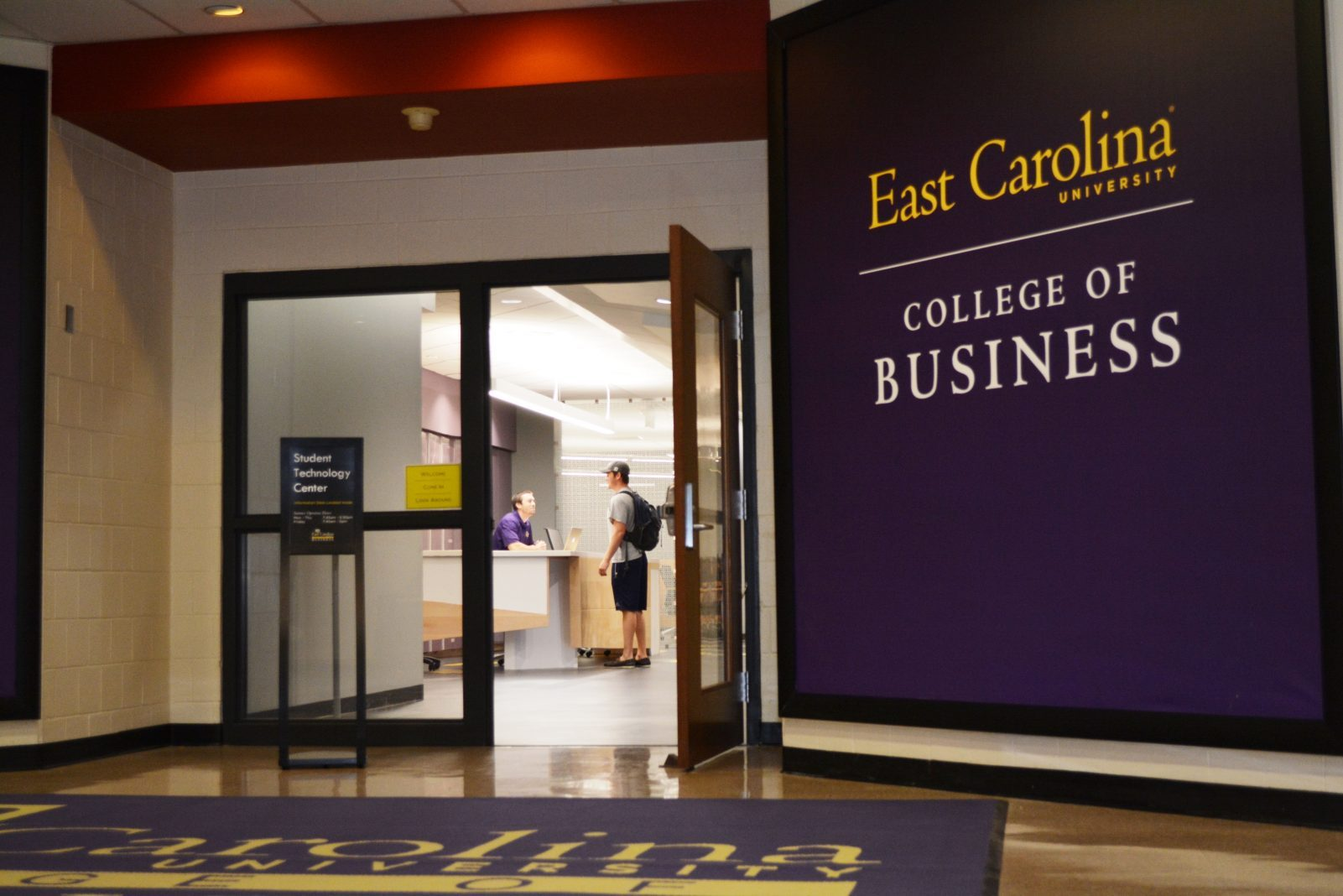Technology Information Operations College Of Business Ecu